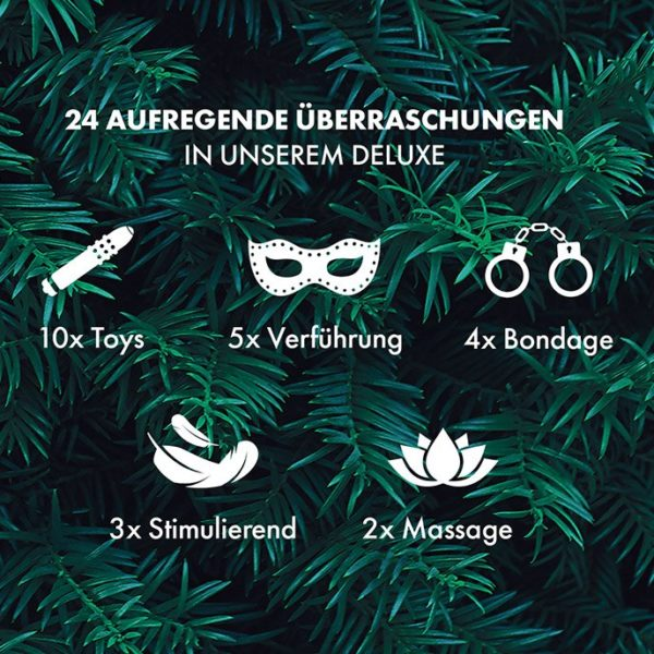 EIS Adventskalender Deluxe 2019 Inhalt