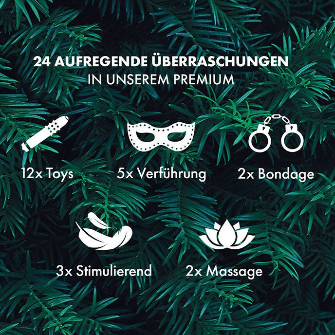 Eis Adventskalender Premium 2019 Inhalt