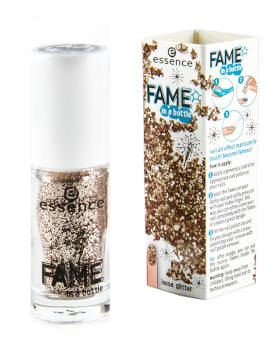 essence Adventskalender 2018 Fame in a bottle loose glitter