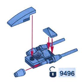 Lego-StarWars-Anleitung-NABOO-ROYAL-STARSHIP