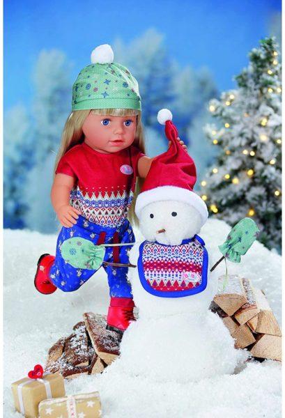 Inhalt: BABY born Adventskalender 2020 - 24 Überraschungen im weihnachtlichen Style