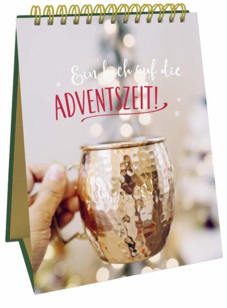 Inhalt 24 Glücksrezepte für den Advent 2020