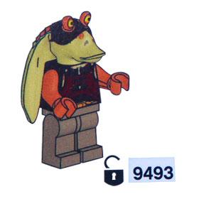 Lego-StarWars-Anleitung-GUNGAN KRIEGER