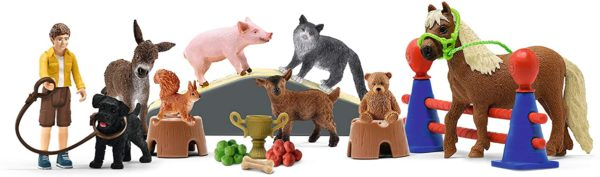 Inhalt: SCHLEICH Farm World Adventskalender 2020