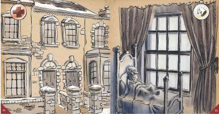 24 DAY ESCAPE - Scrooge und die verlorene Weihnachtsgeschichte Inhalt 2