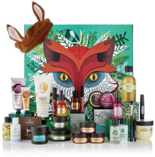 The Body Shop 25-Days-of-the-Enchanted Ultimate Adventskalender 2018 Inhalt