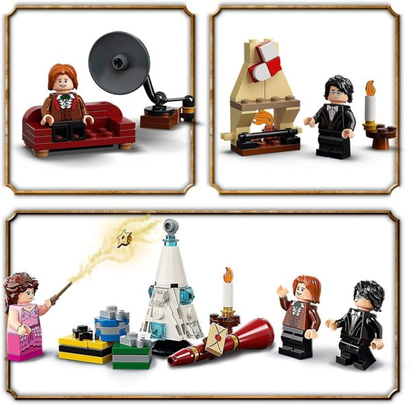 Inhalt: LEGO Harry Potter Adventskalender 2020