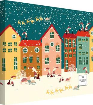 Wildbach Schokolade Adventskalender