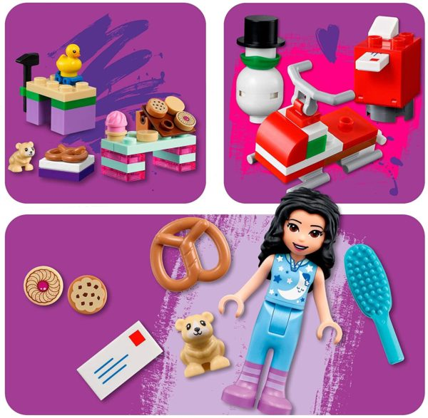 Inhalt: LEGO Friends Adventskalender 2020