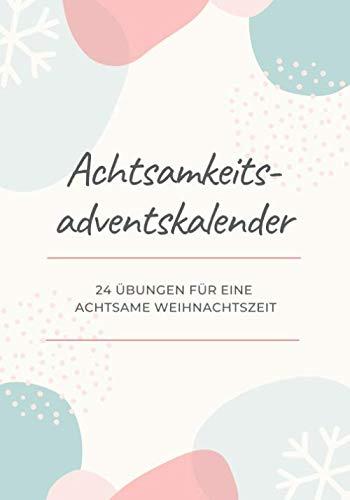 amazon Achtsamkeitsübungen Adventskalender