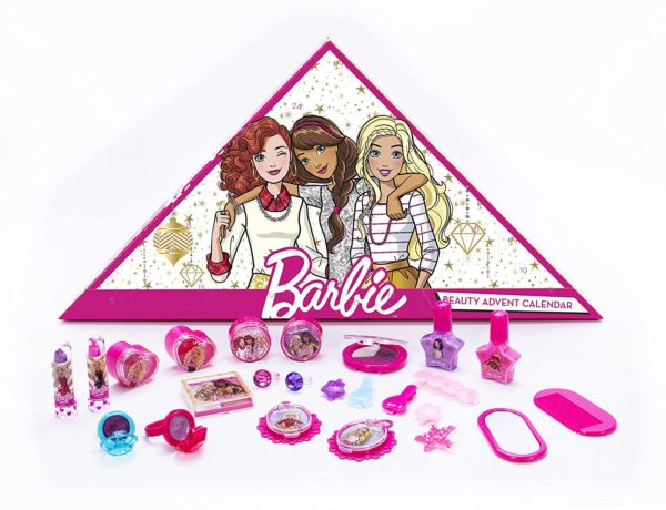 Inhalt Barbie Beauty Adventskalender 2018