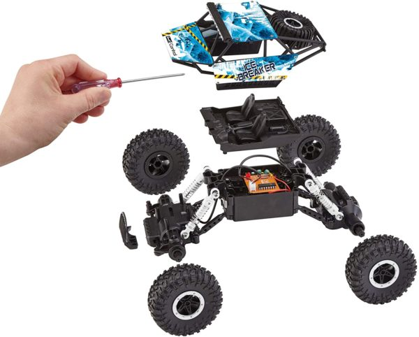 Inhalt: Revell RC Crawler Adventskalender 2020