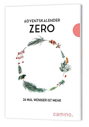 amazon Adventskalender Zero