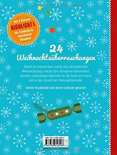 24 Weihnachtsüberraschungen