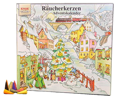 amazon Räucherkerzen Adventskalender 2019