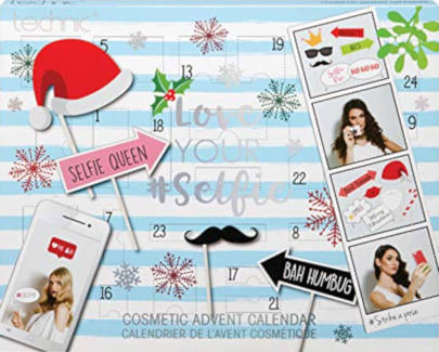 Love your Selfie Kosmetik Kalender
