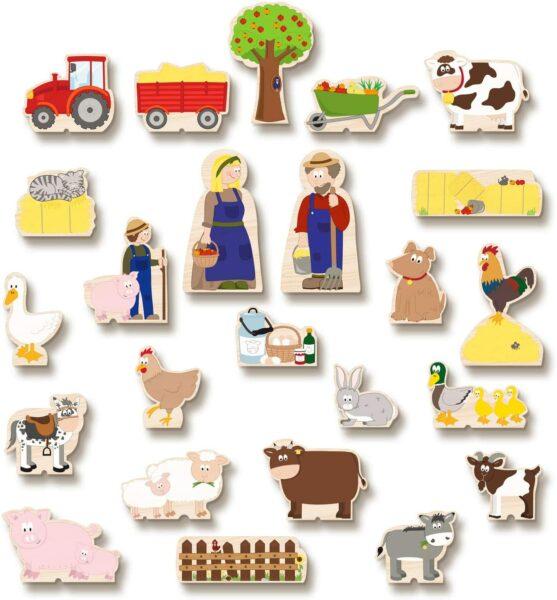 Bauernhof yoamo Adventskalender 2020