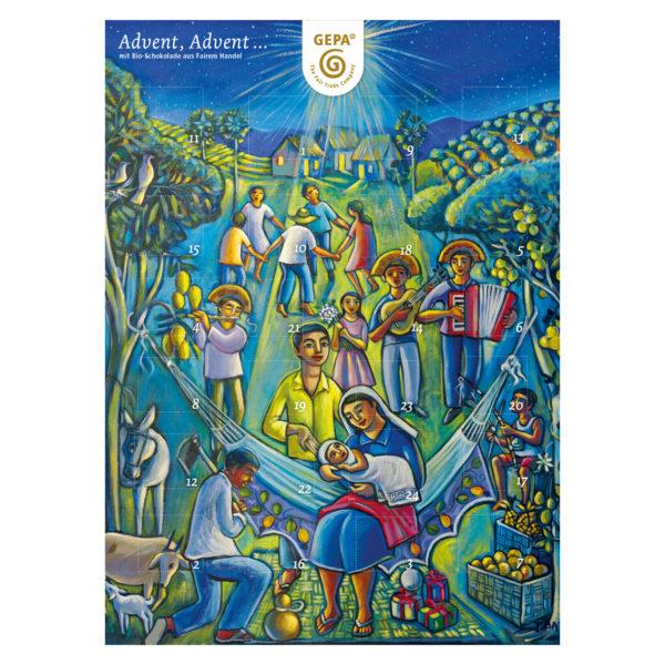 Pranahaus Gepa-Adventskalender