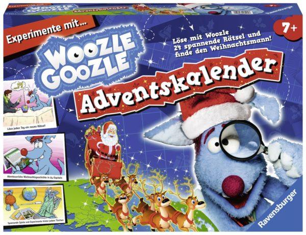 Ravensburger Woozle Goozle Adventskalender 2016