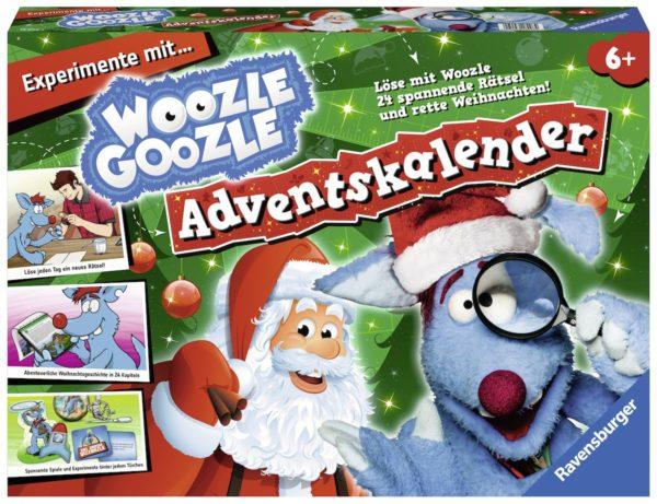 Ravensburger Woozle Goozle Adventskalender 2017