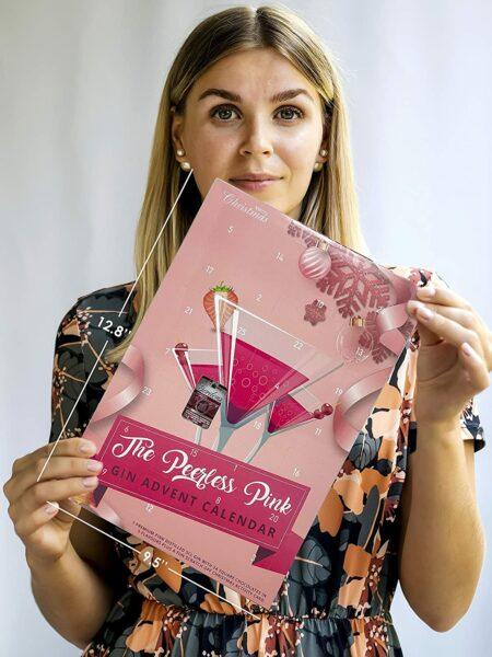Peerless Pink Gin Adventskalender 2021