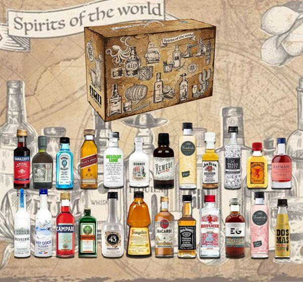 Spirits of the world Adventskalender 2021