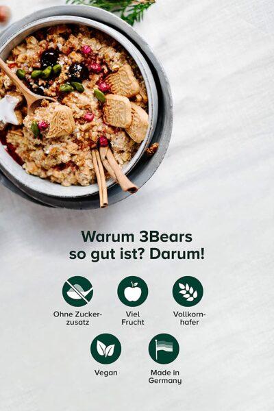 3Bears Porridge Adventskalender 2021
