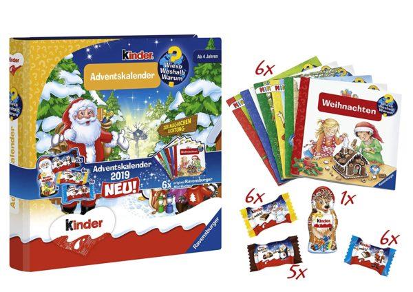 Inhalten Vorlesekalender von Kinder und Ravensburger