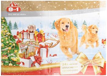 8in1 Adventskalender für Hunde 2017
