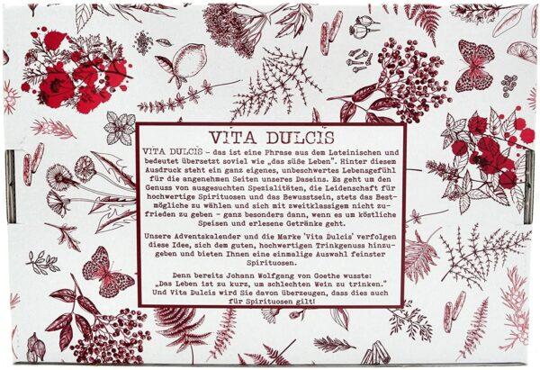 Gin vita dulcis Adventskalender 2019