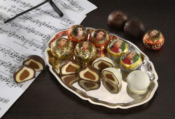 24 Mozartkugeln Adventskalender 2021