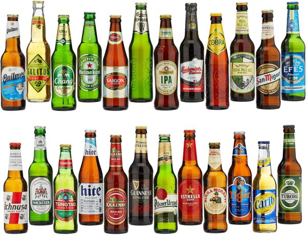 Biere aus aller Welt monatsgeschenke.de Adventskalender 2013