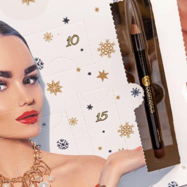Inhalt - Accentra Kosmetik Adventskalender 2018