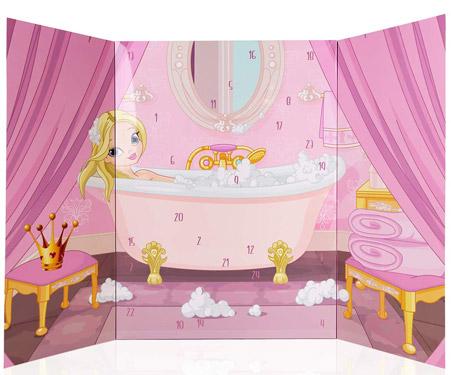 Accentra Prinzessin Adventskalender für Mädchen