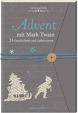 Advent mit Mark Twain Adventskalender 2018