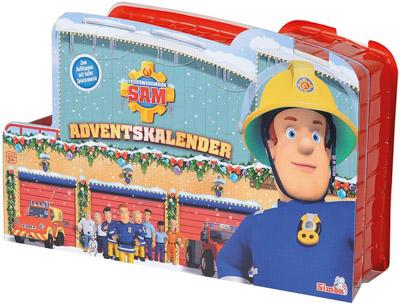 Simba Adventskalender Feuerwehrmann Sam