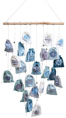 Adventskalender Magic Bags