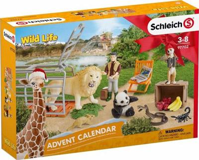 Adventskalender-Schleich-Wild-Life-2018