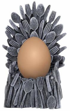 Füllideen für den eigenen GoT Adventskalender - Eierschale als Game of Thrones Geschenkidee