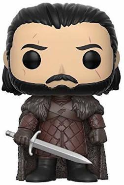 Game of Thrones Adventskalender Füllideen - Jon Snow Pocket Pop Figur für den eigenen Kalender