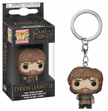 Game of Thrones Funko Pocket Pop! Schlüsselanhänger - Tyrion Lannister
