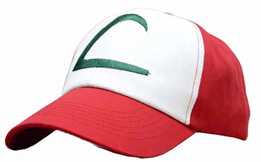Ash Ketchum Mütze - Füllideen für den eigenen Pokémon Adventskalender