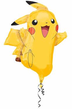 Adventskalender Füllideen - Pikachu Luftballon für den eigenen Pokémon Adventskalender