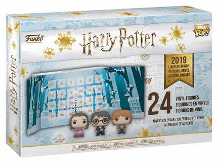 Harry Potter Pocket Pop! Adventskalender 2019 von Funko