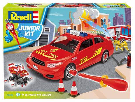 amazon Adventskalender Revell Feuerwehrauto 2019