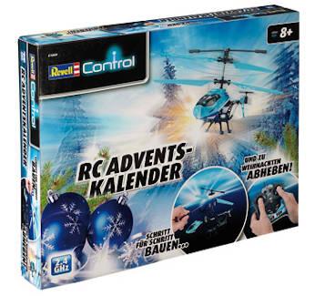 RC Helikopter Adventskalender 2019