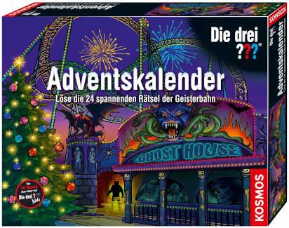 Die drei ??? Adventskalender 2019 - Geisterbahn