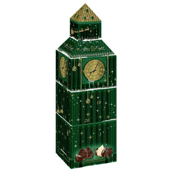 After Eight Big Ben Schokoladen Adventskalender