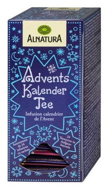 Alnatura Tee Adventskalender 2019