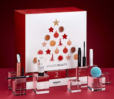 amazon Beauty UK Adventskalender 2019
